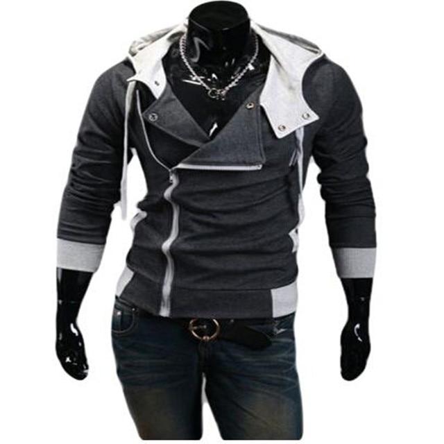 mirada detallada f93d0 40962 Cardigan yardas grandes 2016 abrigo con capucha de marca nuevos hombres de  la moda de ocio XueYi traje de alta calidad de ocio hombres chaqueta con ...