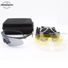 Outdoor Sports Tactical Glasses Military Climbing Glasses Army Goggles