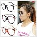 Ретро круглые глаза очки кадр мужчины женщины старинные миопия очки кадр простые очки óculos де грау femininos