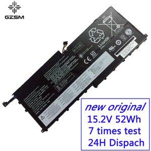 Image 1 - GZSM ノートパソコンのバッテリー 01AV409 レノボ X1C 01AV410 バッテリー 01AV438 01AV439 01AV441 SB10K97567 SB10K97566 バッテリー