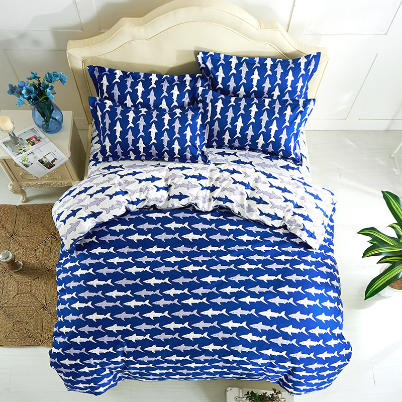 Popular Ocean Bed Sheets-Buy Cheap Ocean Bed Sheets lots from ...