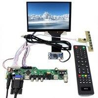ТВ HDMI VGA AV USB ЖК дисплей драйвер платы с 7 дюймов 1280x800 N070ICG LD1 емкостный сенсорный Панель