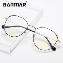 BANMAR анти голубое световое стекло мужские очки для чтения защитные очки для глаз es очки для игр компьютерное стекло es для женщин 1906