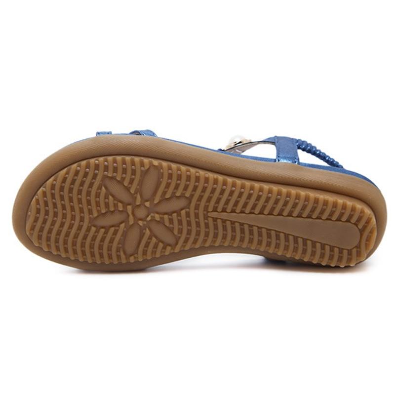 Mujer Xwz5043 42 Cordones Para blue Gladiador Planos Oro Plataforma 35 Tallas Sandalias gold De Black Suaves Planos Con Verano Zapatos qXaAA4
