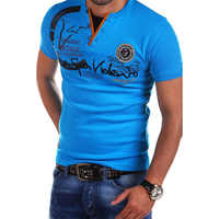 Zogaa 2019 di Modo T-Shirt Degli Uomini Della Stampa Della Lettera T-Shirt Degli Uomini di Stampa T-Shirt Manica Corta T-Shirt Magliette e camicette Casual Freddo Magliette e camicette di Vendita Calda