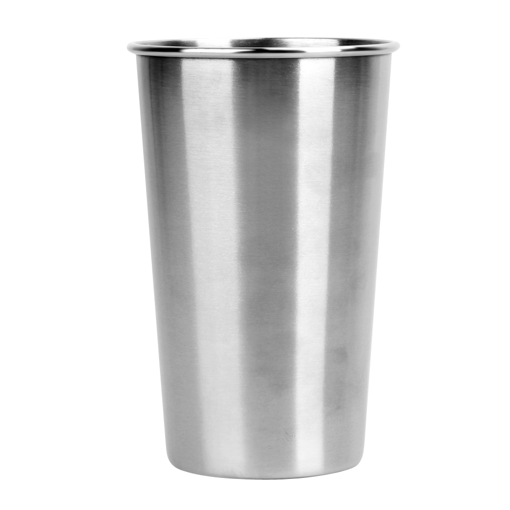 Stainless Steel Drinking Glasses