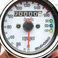 12V Universal Motorcycle LED Odometer Speedometer Gauge Backlight Signal Measurements Light Digital Tachometer for Honda Yamaha