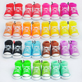 Fashion colorful sport canvas shoes for blyth doll shoe for licca azone bjd doll kids toys gift for children collection