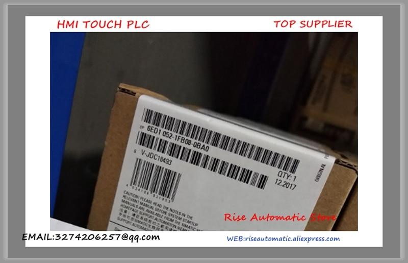 6ED1052-1FB08-0BA0 6ED 1052-1FB08-0BA0 6ED10521FB080BA0 new LOGO PLC цена и фото