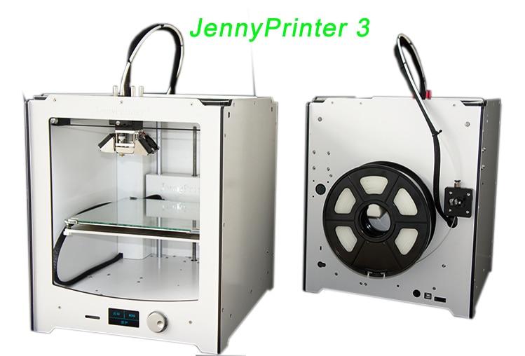"""Naujausias """"JennyPrinter3"""" dvigubo ekstruderio purkštukas, - Biuro elektronika - Nuotrauka 2"""