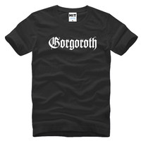 Gorgoroth Twilight Of The Idols Music Mens Men T Shirt T Shirt Fashion 2016 New O