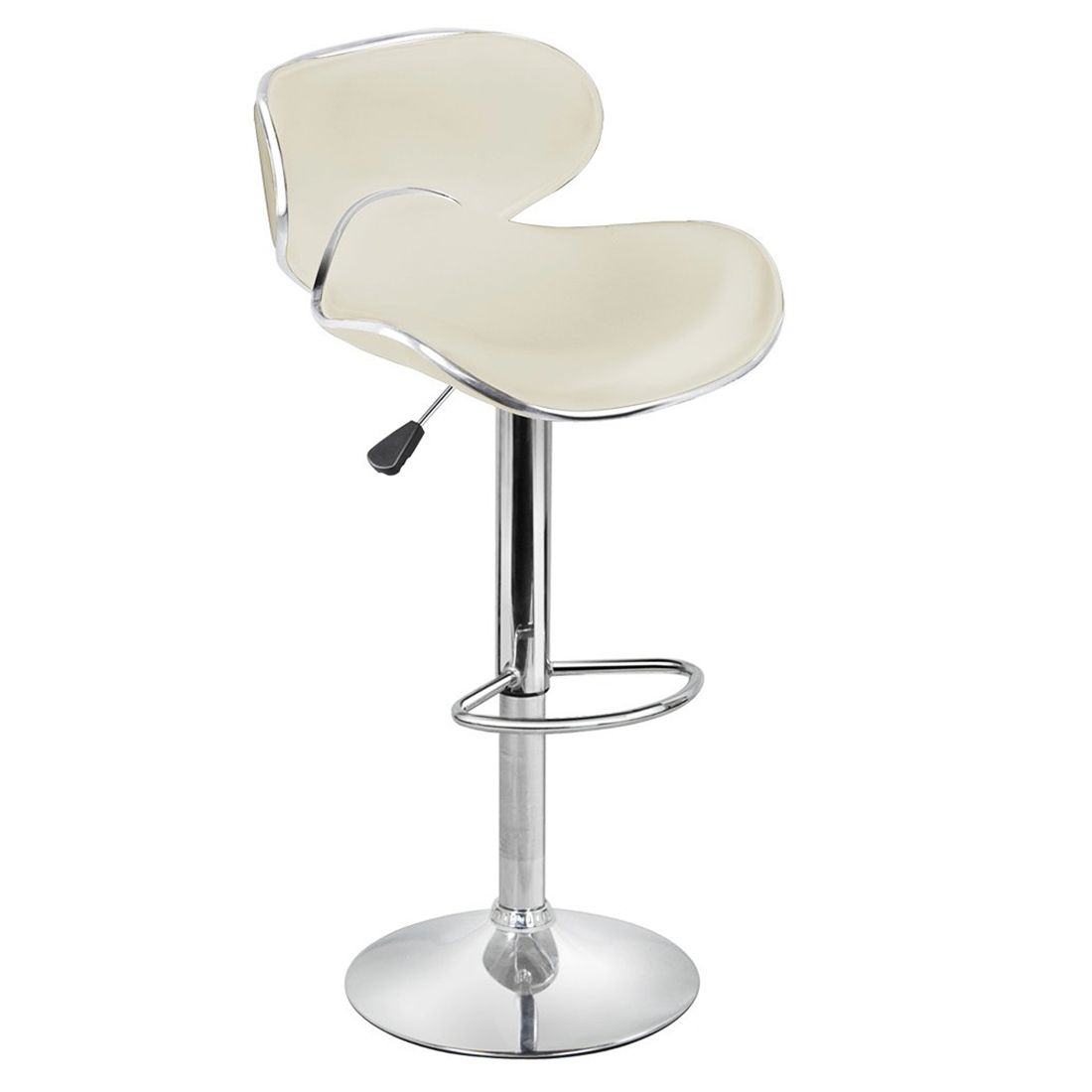 Best 2 Faux Leather Kitchen Breakfast Bar Stool Barstools Swivel Stools   Style C  WhiteCompare Prices on Breakfast Bar Kitchen  Online Shopping Buy Low  . Kitchen Breakfast Bar Chairs. Home Design Ideas