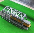 QL001 Model Train Railway Truss Girder Bridge Thomas 1:87 HO OO Scale NEW
