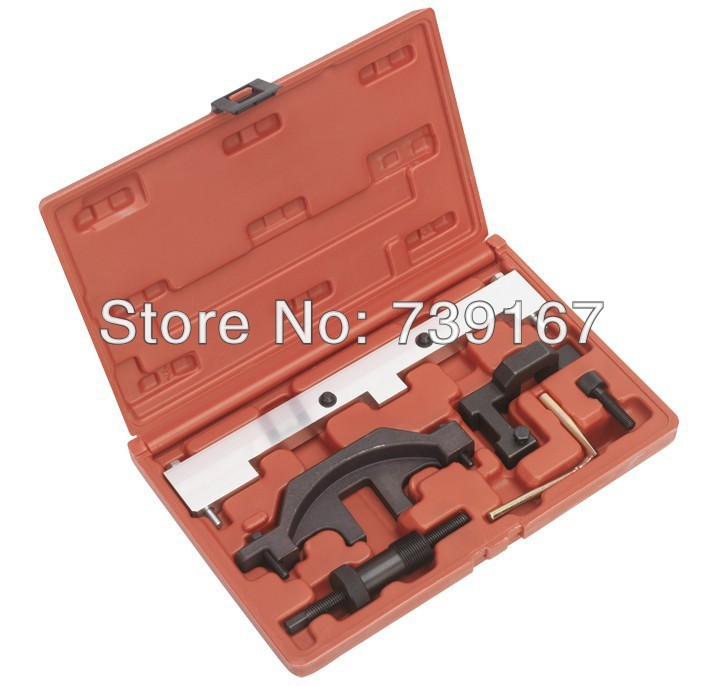 Petrol Engine Timing Camshaft Locking Alignment Tool Kit For BMW N40 N45 N45T ST0027 цены онлайн