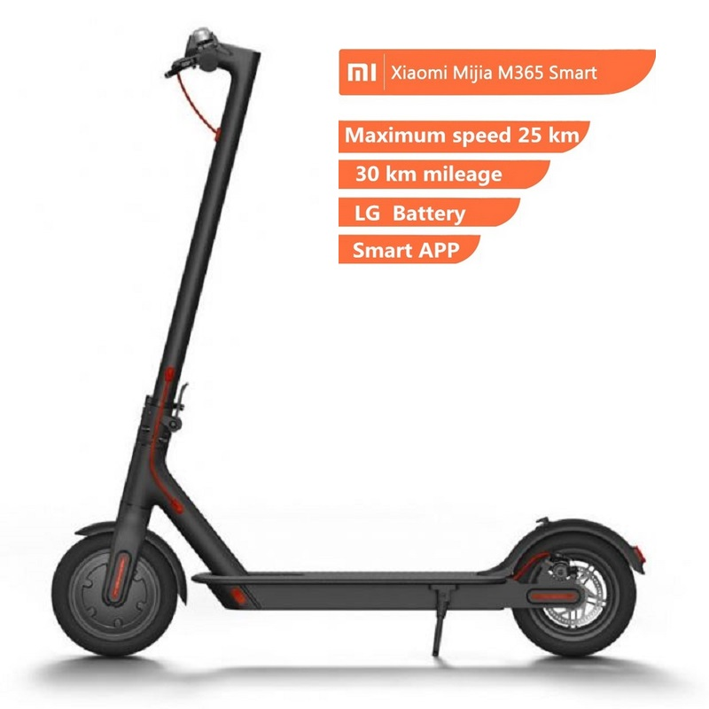Xiaomi Mijia Youth M365 Smart Electric Scooter Foldable Mi