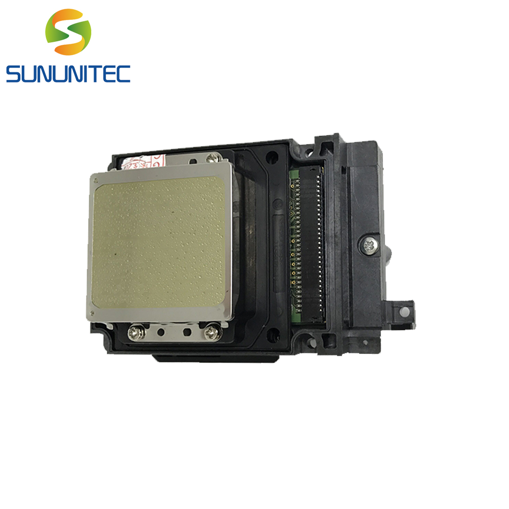 купить Original F192040 six color TX800 A800 A700 TX810 UV Printhead Print head For NC-DX0406 NC-UV0609 flat plate photo machine по цене 5433 рублей