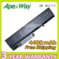 Apexway 4400 мАч 11.1 В Аккумулятор для Ноутбука HP Business Notebook 6530b 6535b 6730b 6735b ProBook 6440b 6540b 6555b KU531AA