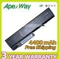 Apexway 4400 mah 11.1 v batería del ordenador portátil para hp business notebook 6530b 6535b 6730b 6735b probook 6440b 6540b 6555b ku531aa