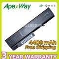 Apexway 4400mAh 11.1V Laptop Battery for HP Business Notebook 6530b 6535b 6730b 6735b KU531AA ProBook 6440b 6540b 6555b