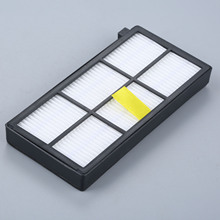 1pcs Replacement Dust Filters For iRobot Roomba 800 900 Series 870 880 980 Robot Vacuum Cleaner Filter Parts Accessories hepa filters compatible irobot roomba 980 880 980 960 870 vacuum cleaner replacement parts 800 900 series