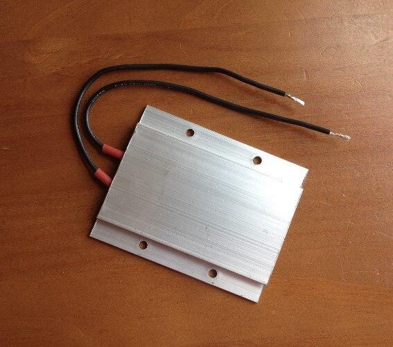 constant temperature PTC aluminum heating element ceramic heater AC DC 36V ptc ceramic air heater constant temperature heating element 200w 24v 120 50