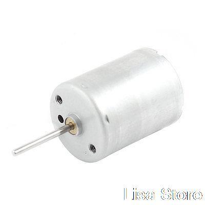 36000RPM Speed High Torque Cylinder Shape Electric DC Geared Motor 12V-24V цена