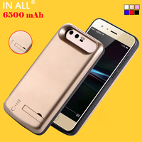 In All 6500 MAh Battery Case For Huawei Honor 9 Power USB Charger Cover For Huawei