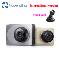 Original Xiaoyi YI Smart Dashcam Car DVR Car Detector Camera 165 2 7inch Dash Cam 60fps