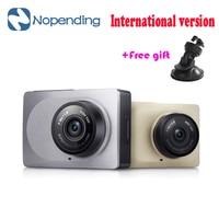 Original Xiaoyi YI Smart Dashcam Car DVR Car Detector Camera 165 2 7inch Dash Cam 60fps