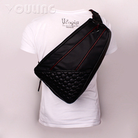 Assassin's Creed Desmond Miles Anime Bag Cosplay Single shoulder Leather Backpack