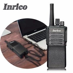 Image 2 - Intelligent global talking WCDMA/GSM Network military quality portable walkie talkie wifi GPS Bluetooth sim card radio