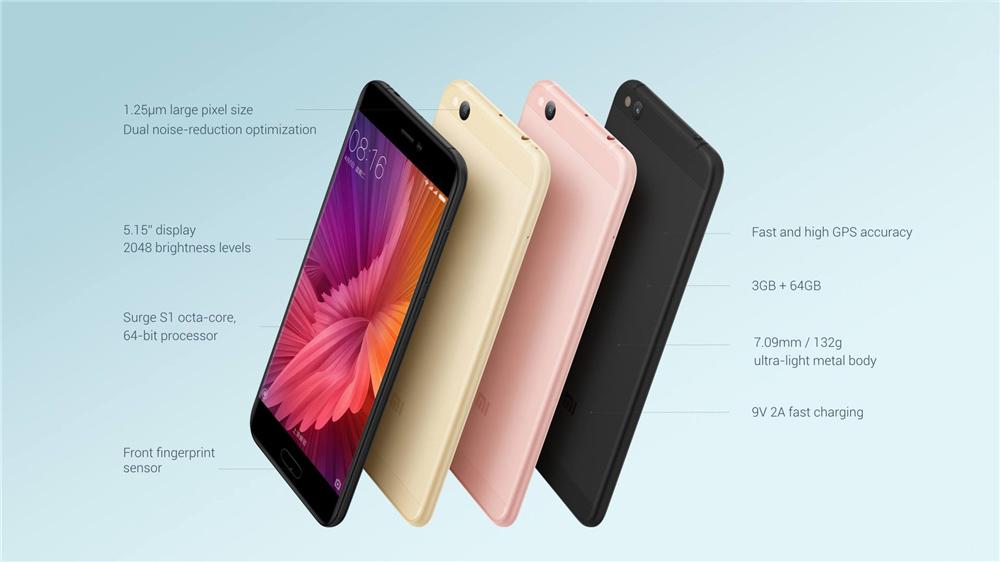 Original Xiaomi 5C Mobile Phone 3GB RAM 64GB2 (2)