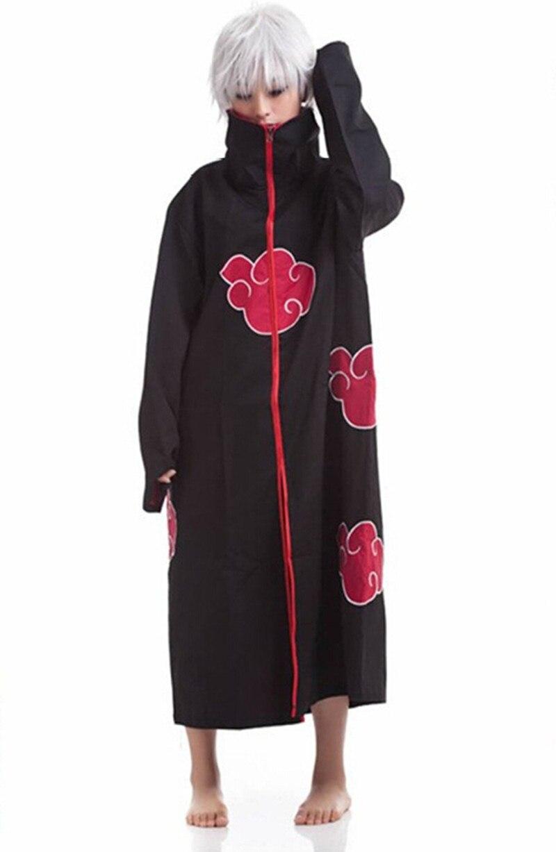 New Fashion Unisex font b Cosplay b font Costumes Anime font b Naruto b font Itachi