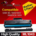 Mlt-d104s mlt-d104 d104s mlt-104 d104 104 ml1043 1043 impressora de cartucho de toner compatível para samsung ml1666/1660/1676/scx-3201