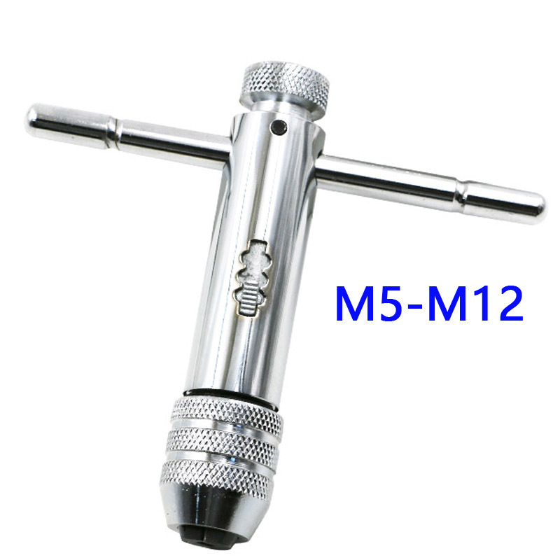 High Quality Adjustable Ratchet Screw Wrench Es Extended  Cone Hinged  M3-M8 M5-M12