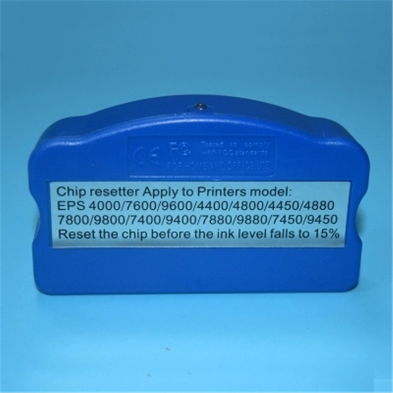 For Epson Stylus Pro 7800 9800 7880 9880 7400 9400 4000 4400 4800 4880 7600 9600 10000 10600 printer Ink Tank Chip Resetter chip decoder for ep stylus pro 7400 9400 printer