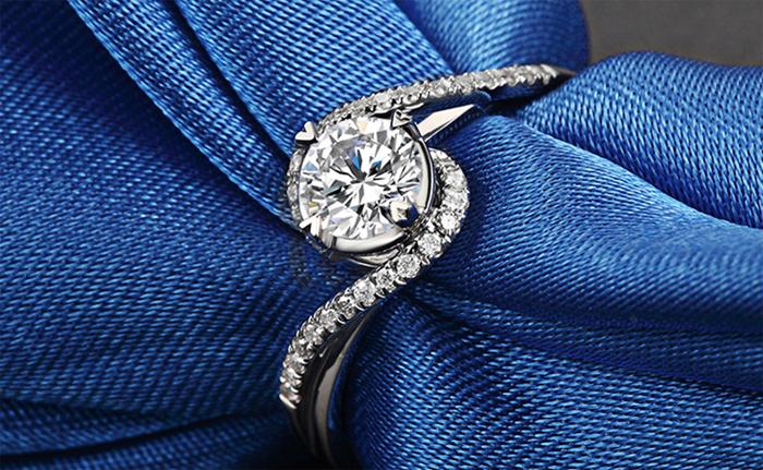 Женское Обручальное Кольцо yinhed zr326 обручальное кольцо из