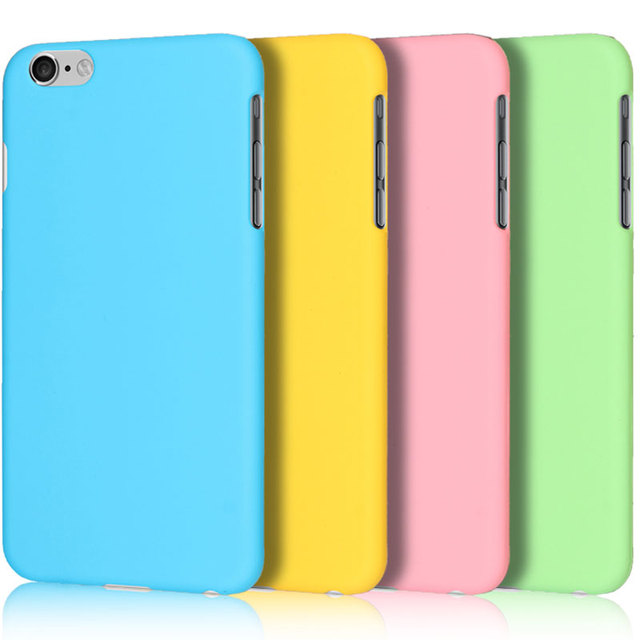 iphone 6 case pure color