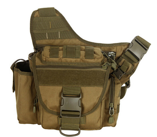 Multifunctional Tactical outdoors sport Canvas Bag,Men Messenger Crossbody bags,SLR photography Travel Vintage Shoulder bag#101 - LF Fashion Boutique Shop store