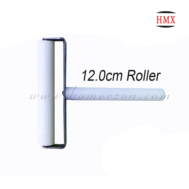 OCA roller 12cm for ipad tablet PC iphone samsung note HTC lcd screen film repairing laminating tool wholesales