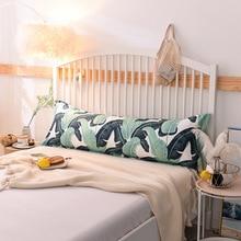 Klonca 1pc pillow case cotton double bedding pillowcase home textile Nordic simple long