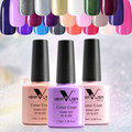 #61508  CANNI Supply Nail Art Design Nail Gel Polish New 7.5ml Soak Off Gel Varnish UV/LED Gel Lacquer