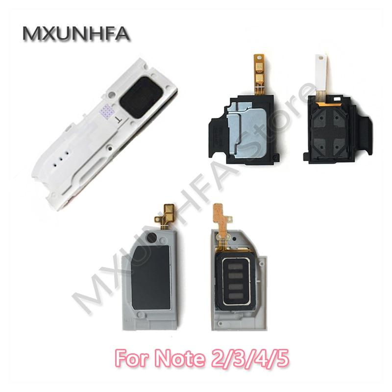Loud Speaker Replacement For Samsung Galaxy Note 2 3 4 5 N7100 N900 N9005 N910 N920 Ringer Buzzer Loudspeaker Flex Cable
