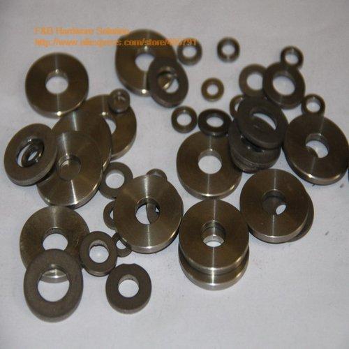 100pcs/lot  M6 Titanium washer titanium flat washer GR2