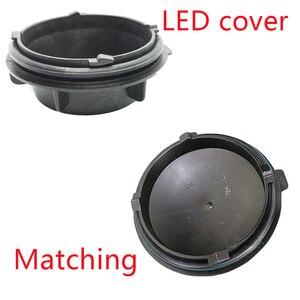 Image 2 - Cubierta protectora de bombilla de acceso, cubierta trasera de bombilla de Xenón, extensión de bombilla LED, antipolvo, para Skoda Octavia, 1 ud.