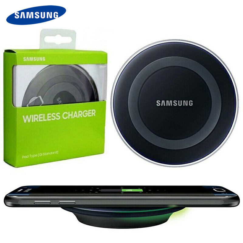 Original QI Wireless Charger Pad EP-PG920I For Samsung Galaxy S8 S8Plus S7 S7edge G9300 S6 S6edge note9 iphone XOriginal QI Wireless Charger Pad EP-PG920I For Samsung Galaxy S8 S8Plus S7 S7edge G9300 S6 S6edge note9 iphone X