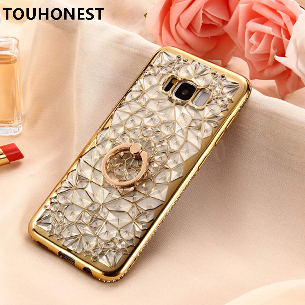 coque samsung s8 bague support