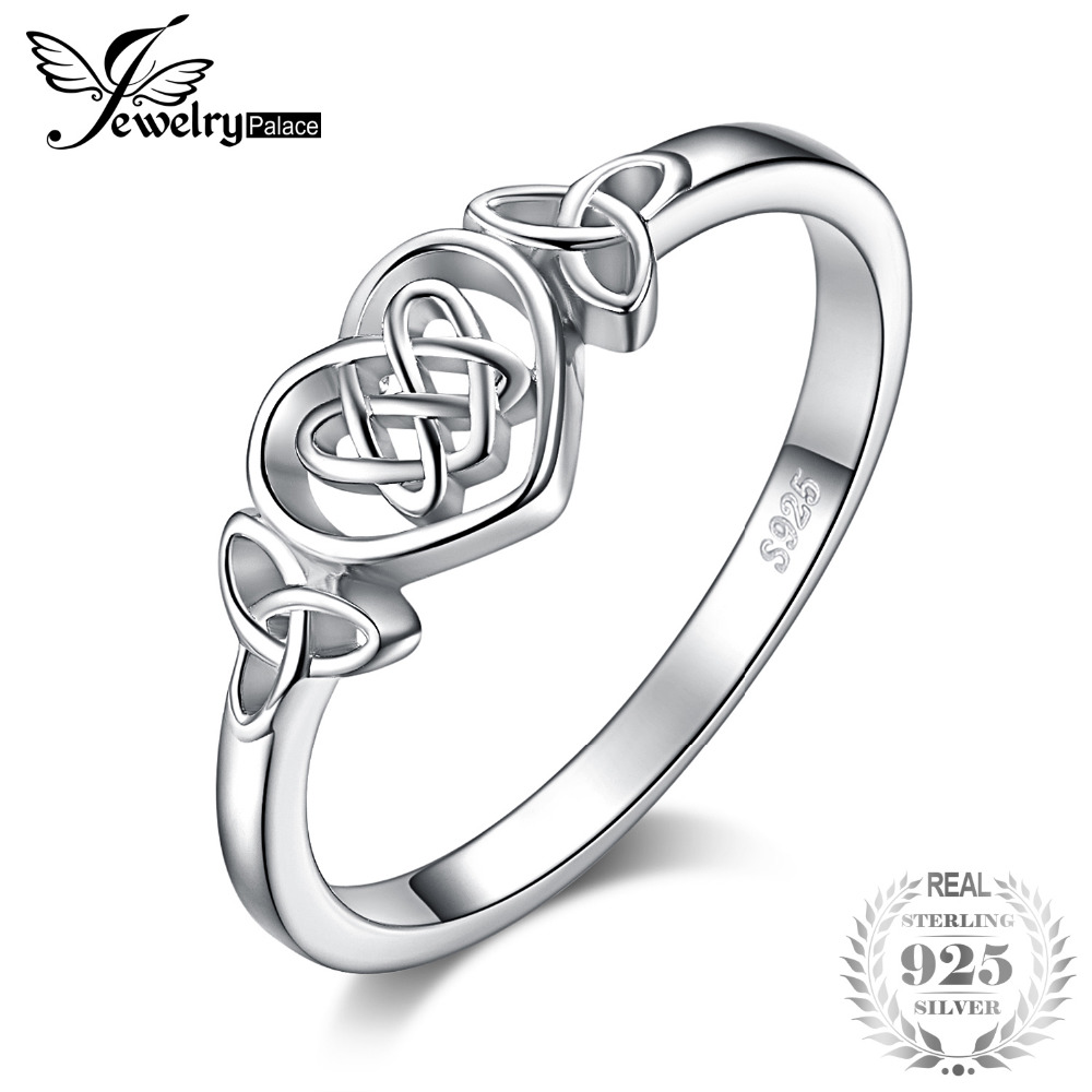 JewelryPalace 925 Sterling Silver Encased In Love Caged Knot Heart Ring For Women New Hot Sale As Beautiful GiftsJewelryPalace 925 Sterling Silver Encased In Love Caged Knot Heart Ring For Women New Hot Sale As Beautiful Gifts