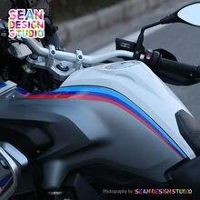 Autocollants pour moto BMW Motorrad R1200GS-LC 2013, autocollants latéraux de réservoir, adhésifs M 23 étanches