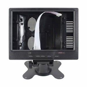"""Image 1 - Plastik kasa DIY 7 """"LCD monitör, LCD monitör kasası ile uyumlu 7 inç LCD gibi HSD070PWW1"""